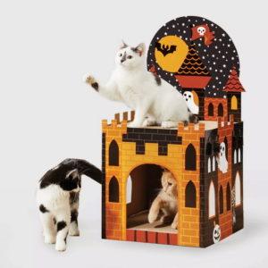 Double Decker Halloween Castle