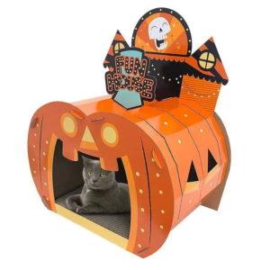 Fun House Cat Scratcher